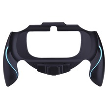 цена на Anti-skidding Comfortable Gamepad Bracket Holder Handle Hand Grip Case For Sony psv1000 Psvita PS Vita PSV 1000 Gamepad HandGrip