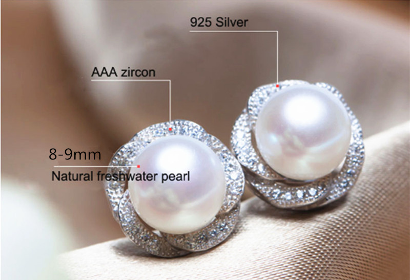 8 -9 mm pearl