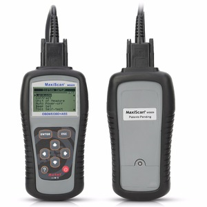 Image 2 - Autel و Maxiscan MS609 OBD2 ماسحة رمز قارئ مع كامل OBD2 وظائف ABS التشخيص تعريفات DTC المتقدمة من MS509 و AL519