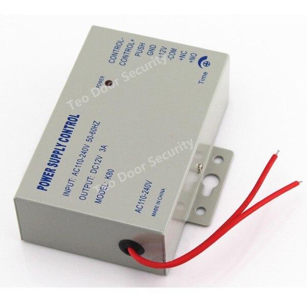 1800Users Biometrics mit Zubehör Multifunktionale Zutrittskontrolle - Schutz und Sicherheit - Foto 5