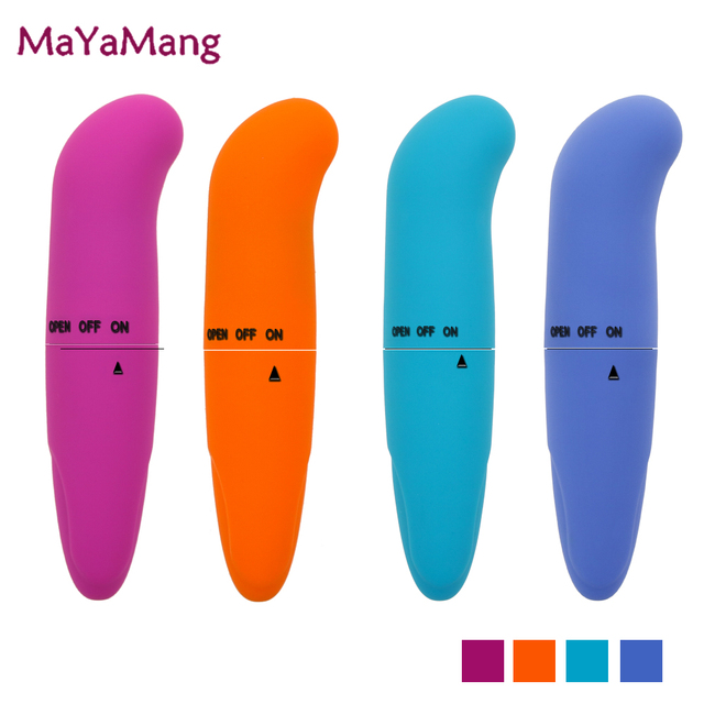AA battery G Spot for Massager Adult Sex Toy Clit vibrator