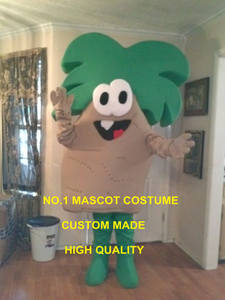Mascot Costume Advertising Tree Anime Fancy Dress & Low price for palm tree costume