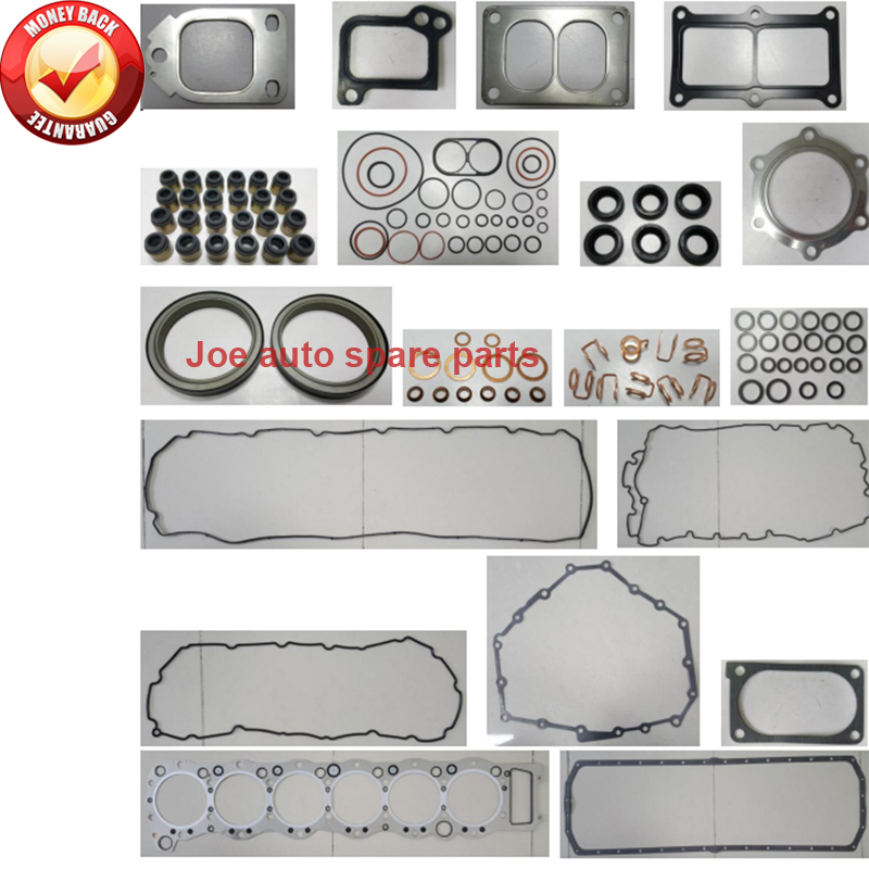 For Isuzu 6wg1 6wg1t O2 Engine Full Gasket Set Kit For Hitachi Kawasaki Zax850 Zax650 Zax450 Zx470 Zx500 Zx520 Zx870h-3 Convenient To Cook Auto Replacement Parts