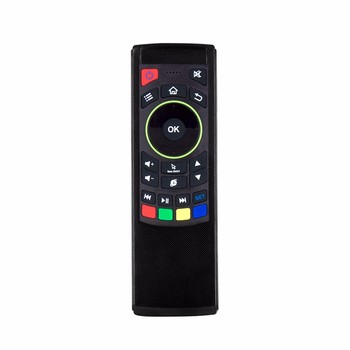 FM5 Mini Fly Air Mouse 2.4GHz for google android TV Player box For mini PC remot