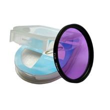 37 40,5 49 52 55 58 62 67 72 77 мм объектив FLD цифровой фильтр объектив протектор для canon nikon DSLR SLR камера с коробкой