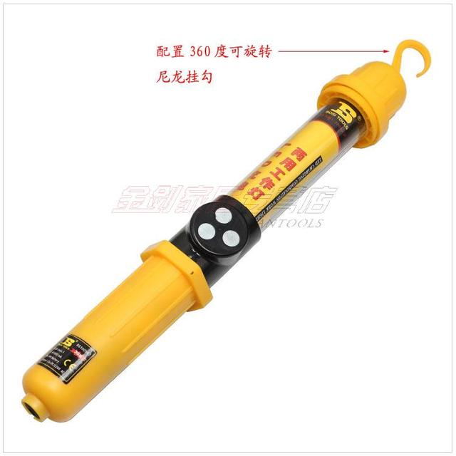 Free shipping Tools led work light trouble light work lamp trouble light industrial light