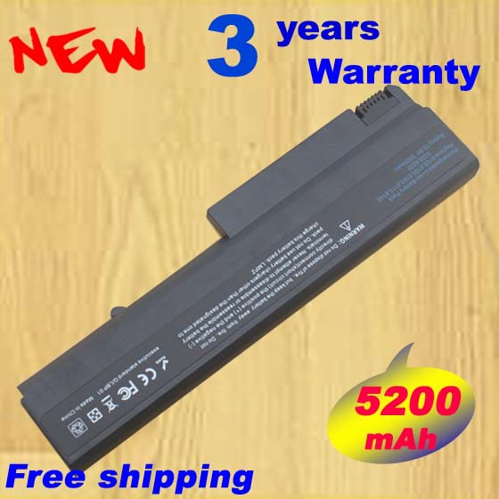 Hot fast shipping 6 CELL Laptop Battery For HP/Compaq Business nc6100 nc6120 nc6320 nx6310 nx6325 black Free shipping ...