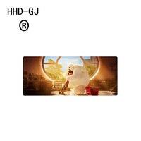 HHD GJ World Map Rubber Mouse Pad Large Mouse Mat Desk Mats Big Mousepads Gaming Rug