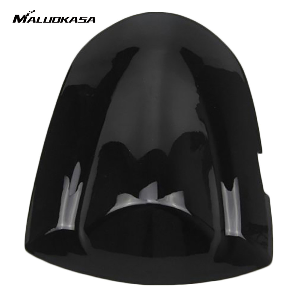 MALUOKASA Motorcycle Rear Pillion Seat Cowl Fairing Cover For Suzuki GSXR600 K6 2006 2007 Suzuki GSXR750 K6 2006 Motorbike Seat