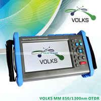 850/1300nm MM OTDR 19/21dB Optical Time Domain Reflectometer OTDR Trasporto libero