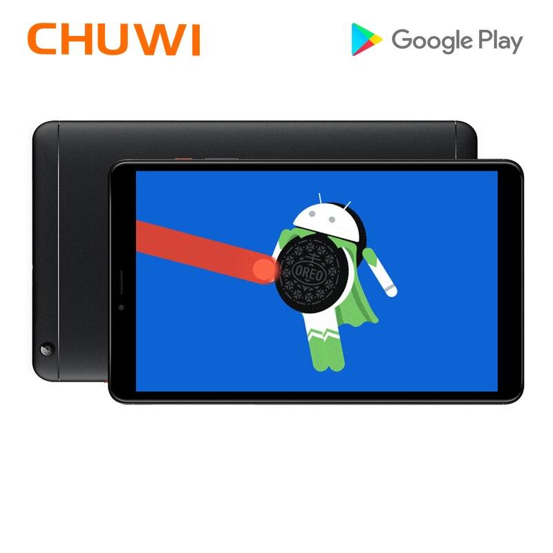 CHUWI Originale Hi9 Pro Tablet PC MT6797 X20 Deca Core Android 8.0/8.1 3 GB RAM 32 GB ROM 2 K Écran Double 4G Tablet 8.4 Pouces