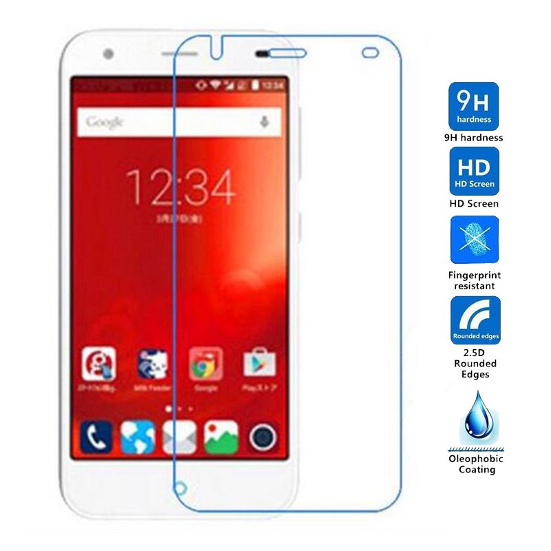 Tempered Glass For ZTE Blade S Lite Screen Protector For ZTE S Lite / V8Mini Protective Film For ZTE Blade V8 Mini V8Mini Glass