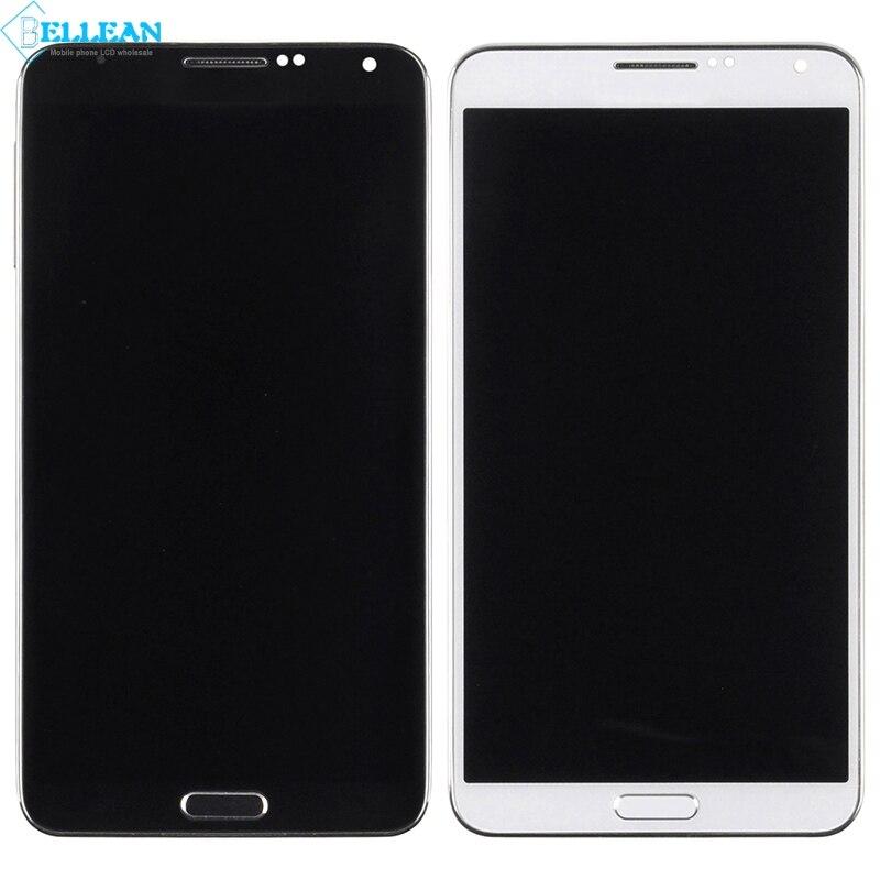 Catteny 4G ATT. LTE N9005 Lcd pour Samsung Galaxy N9000 Note 3 écran Lcd écran tactile avec cadre livraison gratuite