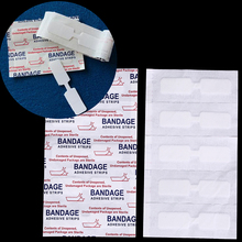 10 Pcs Waterproof Band Aid Butterfly Adhesive Wound Closure Band Aid Adhesive Bandages Emergency Kit Skin Care Accessories