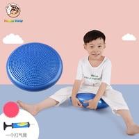 Dia 35cm Stepping Stone Durian Massage Ball Kids Children Kindergarten Sensory Integration Balance Training Toys Sports