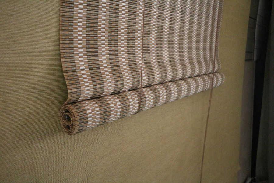 Popular bamboo blinds/bamboo roller blinds/ready made curtain/curtain fabric curtain window curtain