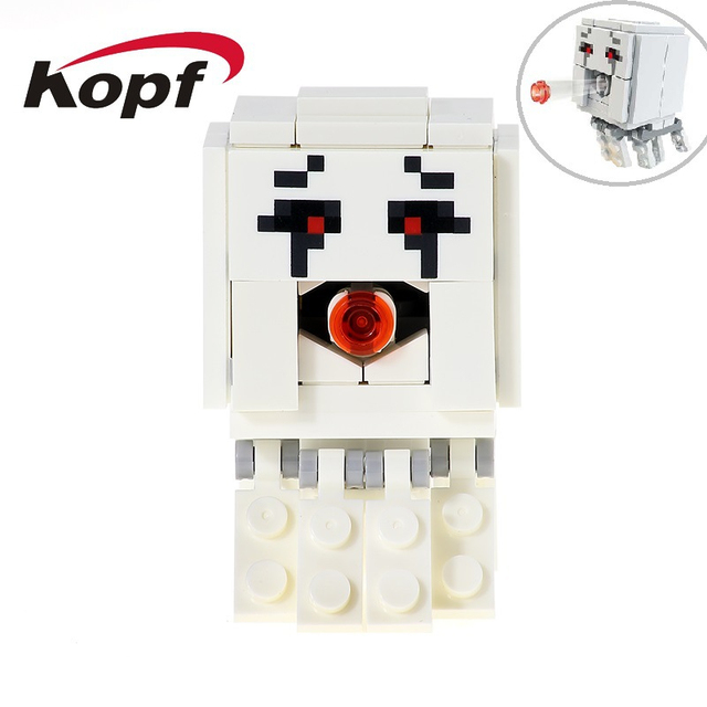 Aliexpress.com : Buy Wholesale Minecraft Ghast Building Block Mini ...