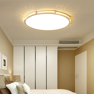 Image 3 - Crystal Ceiling Lamp diameter 42/52/80cm for living room bedroom Acrylic Modern LED Ceiling Lights lamparas de techo plafondlam