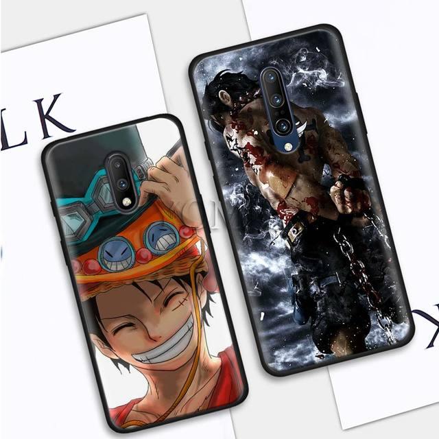 One Piece Zoro Luffy Case for Oneplus Phones