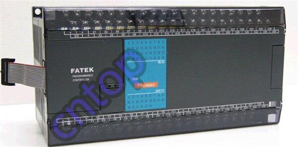 FBs-60XYR-AC Fatek PLC AC220V 36 DI 24 DO relay Module New in box fbs 16xyr fatek plc 24vdc 8 di 8 do relay module new in box