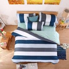 917e2272b5 Conjuntos de cama de estilo moda 4 pcs Duplo Single Double Queen size  algodão capa de edredon + lençol + conjunto de roupa de ca.