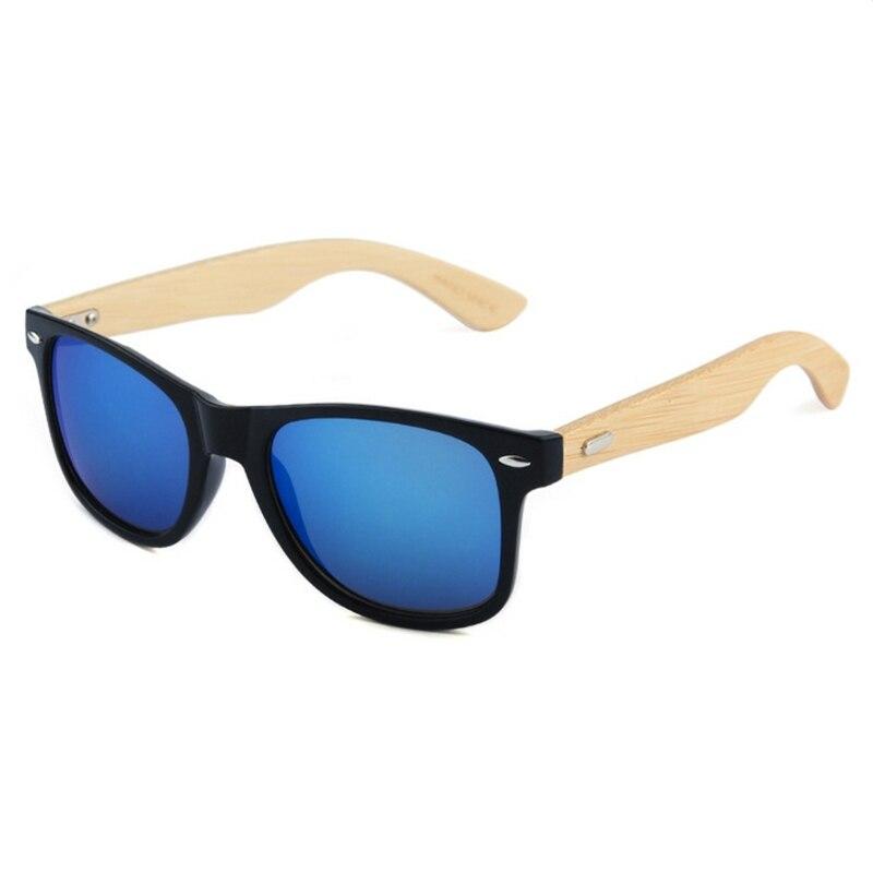 f055cf94685c Bamboo Sunglasses for Men Women Travel Goggles Sun Glasses Vintage Wooden  Leg Eyeglasses Fashion Brand Design
