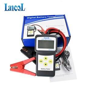 Image 1 - Lancol Micro200 12V Elettrico Strumento ToolVehicle Auto Auto 2000CCA Batteria Conduttanza Tester Analyzer Con USB per la Stampa