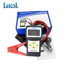 Lancol Micro200 12V elektrik enstrüman ToolVehicle araba oto 2000CCA pil iletkenlik test cihazı analizörü USB baskı