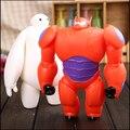 20 см Большой Герой 6 Baymax ПВХ Фигурку Коллекция Модель Игрушки Куклы Большой Герой 6 Цифры