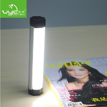 Multifunctional magnet LED emergency light flashlight 5 Modes outdoor lamp mini lantern camping light Portable tube