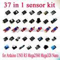 37 em 1 Kit Módulo Sensor Para UNO R3 Mega2560 Nano Mega328