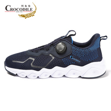 Crocodile Men Air Mesh Running Sneakers Male Cushioning Jogging Shoes for Men Breathable Athletic Trainers Sport Shoes Footwear все цены