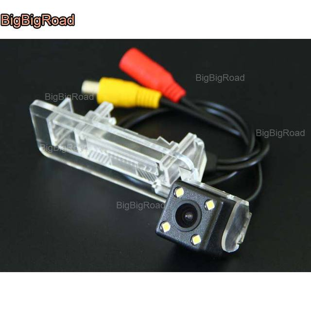 BigBigRoad For Mercedes Benz Smart ED / Smart Fortwo Wireless Camera Car Rear View Backup Reverse Camera parking camera