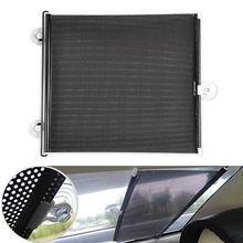 CITALL 40x125 см черное окно автомобиля рулонный блок жалюзи оттенки солнцезащитный козырек лобовое стекло для VW Audi Mazda Toyota Nissan hyundai Kia