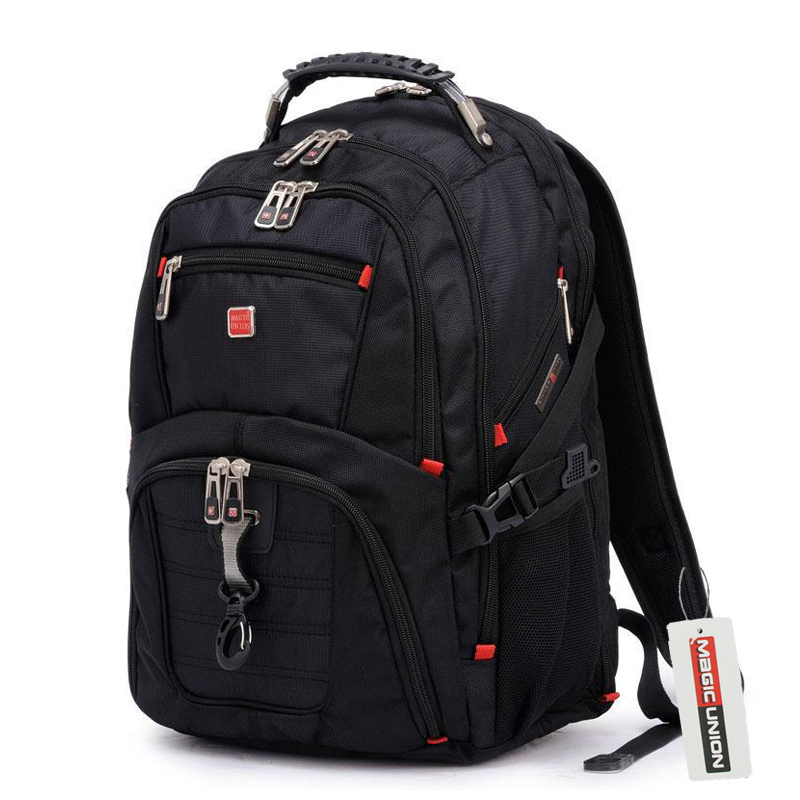 Laptop Backpack Travel-Bags Oxford Multifunctional Man's Luggage Mochila Masculina 15inch