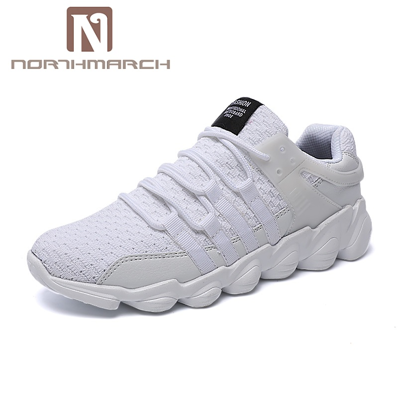 NORTHMARCH 39-48 New Lightweight Men Casual Shoes Spring/Summer Style Lace-Up Fashion Sneakers Man Shoes Zapatillas Hombre