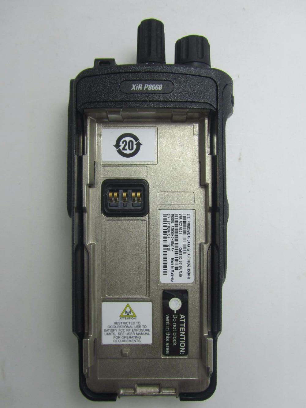 portable walkie talkie dual band xir p8668 motorola two way radio rh aliexpress com Alcatel One Touch Manual Garmin GPS Manual