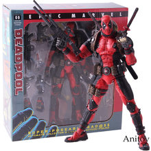 NECA Epic Marvel Deadpool Ultimate Collector 'S 1/10 Scale Action Figure PVCของเล่นสะสม(China)