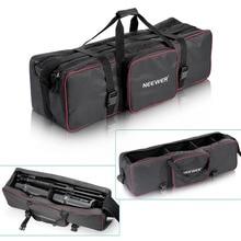 """Neewer 3"""" x 10"""" x 1"""" /90x25x25 см студийное оборудование сумка для переноски с ремнем для штатив-Трипод светильник стенд и фотография светильник ing Kit"""