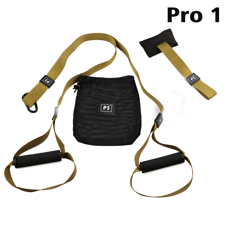 Resistance Fitness Hanging Belt Bands 8