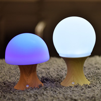 7 Colors Changing LED Lamp Decoration Delicate Design USB Night Light Smart Home Lights Table Lamp
