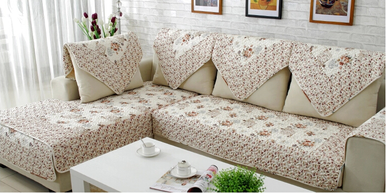 Europe TypeNon Slip Mat Of Cloth Art Sofa Cushion Cover All Of The Four  Seasons Make To Order Sofa Towel Sofa Covers In Sofa Cover From Home U0026  Garden On ...