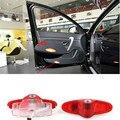 Двери автомобиля Добро Пожаловать лазерный проектор Логотип Призрак Тень Свет для Renault Laguna Megane широта Талисман