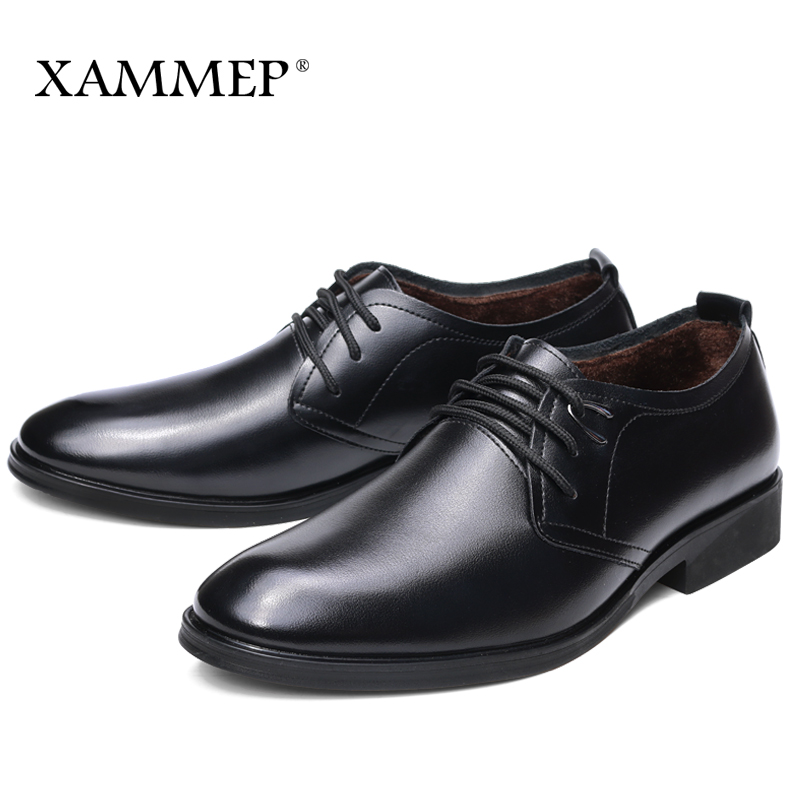 Men Casual Shoes Brand leather Men Shoes Men Winter shoes Flats Men Sneakers Leather Business Spring Autumn Plus Big Size 46 47 2017 autumn winter men shoes genuine leather casual lace up men s flats style comfortable dress work shoes big size 37 47