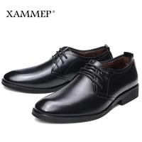 Men Casual Shoes Brand leather Men Shoes Men Winter shoes Flats Men Sneakers Leather Business Spring Autumn Plus Big Size 46 47