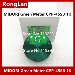 Japanischen MIDORI Grün Meter CPP-45SB 1 K Rotary Winkel Potentiometer
