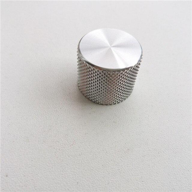 Шт. 4 шт. алюминий пластик Ручка потенциометра Ручка мм 21,5*17 мм потенциометра кепки автомобиля переключатель кепки кодер для усилителя
