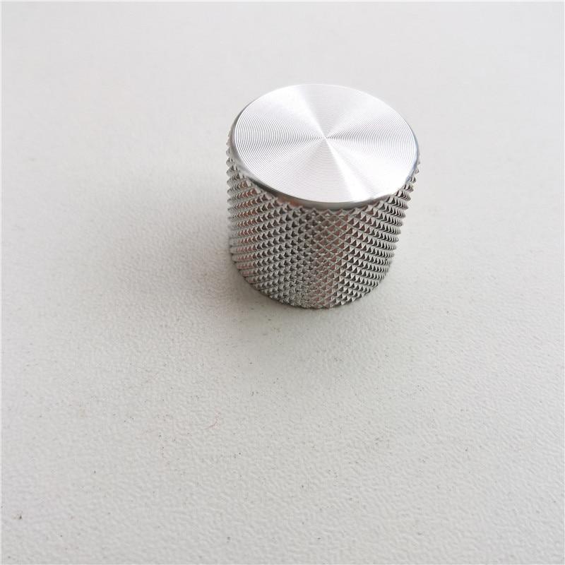 4pcs Aluminum Plastic Knob Potentiometer Knob 21.5*17mm Potentiometer Cap Car Knob Switch Cap Encoder For Amplifier