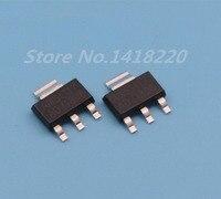 送料無料200ピースams1117-adj ams1117 sot-223電圧レギュレータ高品