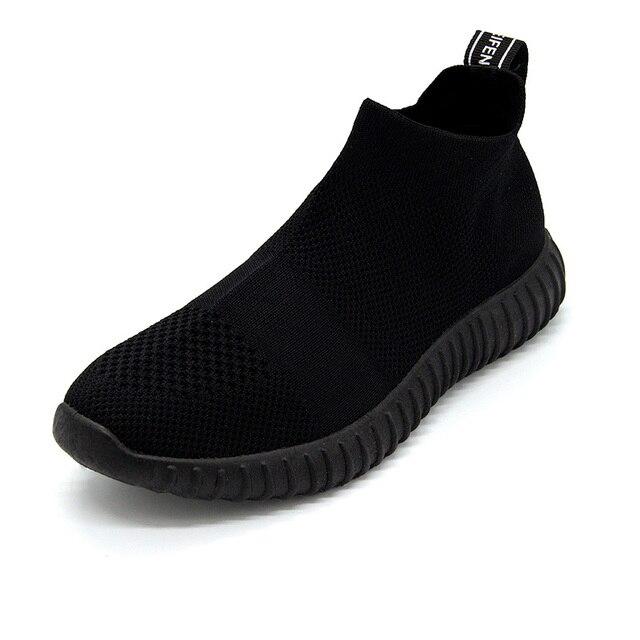 New Women Sports Shoes Slip On Summer